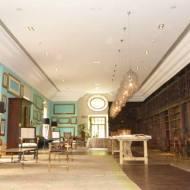 Biblioteca del Parador Nacional de Corias 1