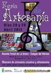Feria de Artesanía en el Recinto Ferial de la Imera