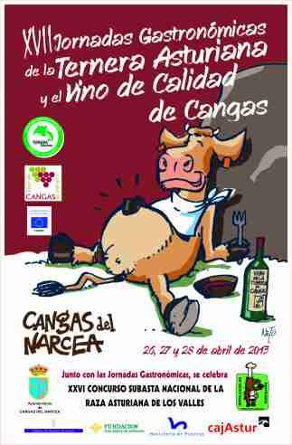 Jornadas gastronómicas Cangas del Narcea-
