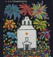 Cartel Fiestas del Carmen y la Magdalena en Cangas del Narcea