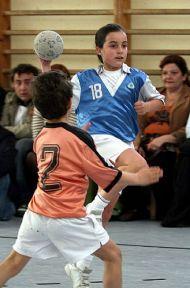 Balonmano infantil fem