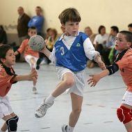 Balonmano infantil masculino