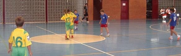 XX Torneo Internacional Fútbol Sala Base Villa de Cangas del Narcea