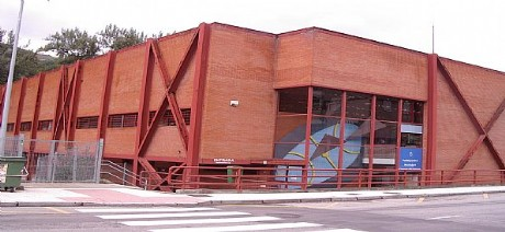 Polideportivo de Cangas del Narcea