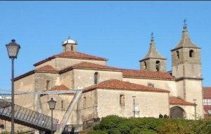 Basílica Sta María Magdalena de Cangas del Narcea
