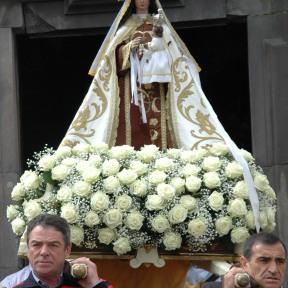 Virgen del Carmen de Cangas del Narcea