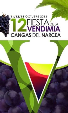 Fiesta de la Vendimia 2013 en Cangas del Narcea