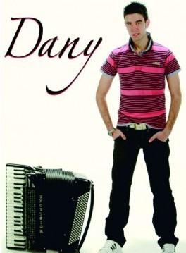 Dani y su acordeón