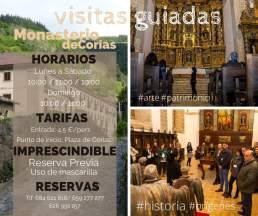 Visitas guiadas Monasterio de Corias